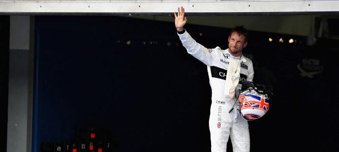 """Jenson Button: """"Fernando Alonso es el piloto más difícil de superar en carrera"""""""
