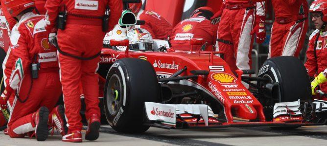 """Sergio Marchionne: """"Hay que corregir los problemas aerodinámicos"""""""