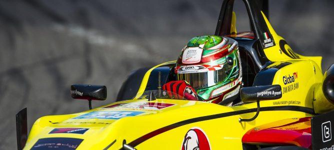 Antonio Giovinazzi, tercer piloto de Ferrari, podría correr en algún viernes de 2017