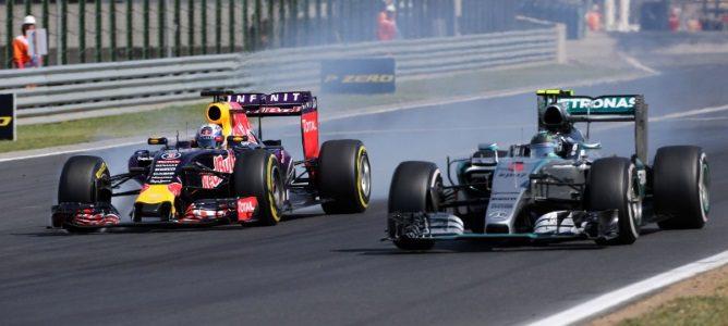 """Bernie Ecclestone: """"La ventaja de Mercedes de cara a 2017 sigue siendo grande"""""""