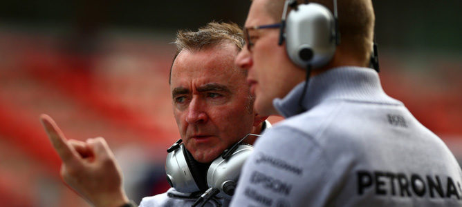 Paddy Lowe podría convertirse en el nuevo jefe de equipo de Williams