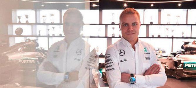 """Roberto Merhi respalda la decisión de Mercedes: """"Creo que Bottas tiene un talento innato"""""""