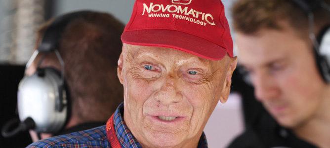 """Niki Lauda: """"Creo que Bottas es al menos tan bueno como Rosberg"""""""