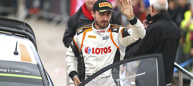 Robert Kubica quiere conducir de nuevo un Fórmula 1