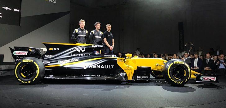 RS17 con pilotos