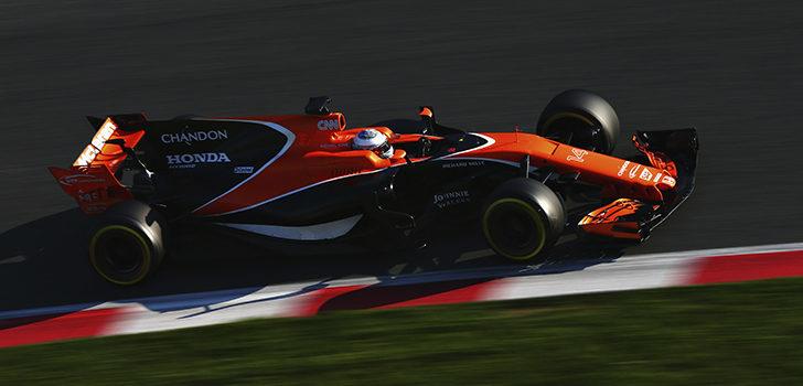 La relación de McLaren con su motorista atraviesa una dura etapa.