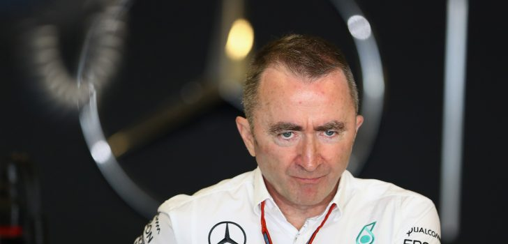Paddy Lowe a Williams