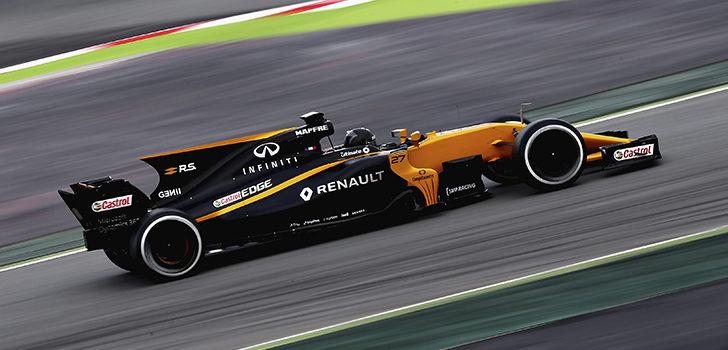 Renault es uno de los tres fabricantes con equipo propio en la categoría