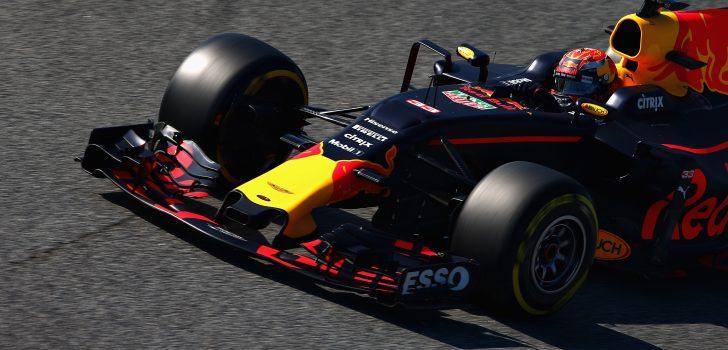 Max Verstappen en el RB13