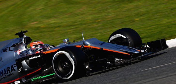 Esteban Ocon en VJM10