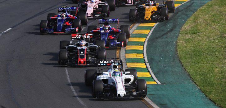 Massa salida Australia