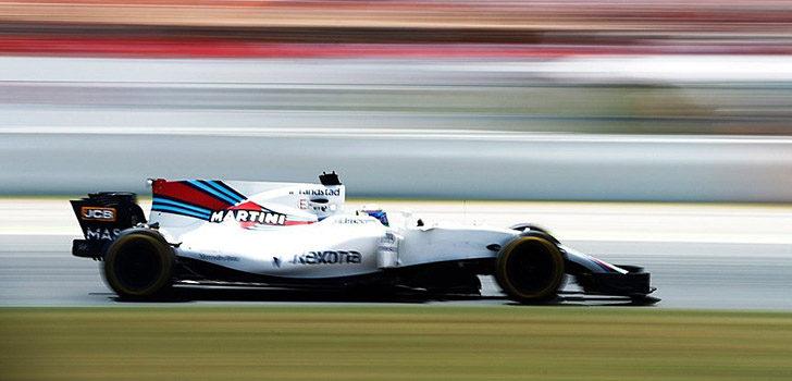 Williams carrera España 2017