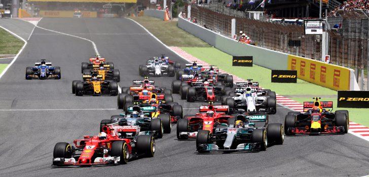 Partida GP España