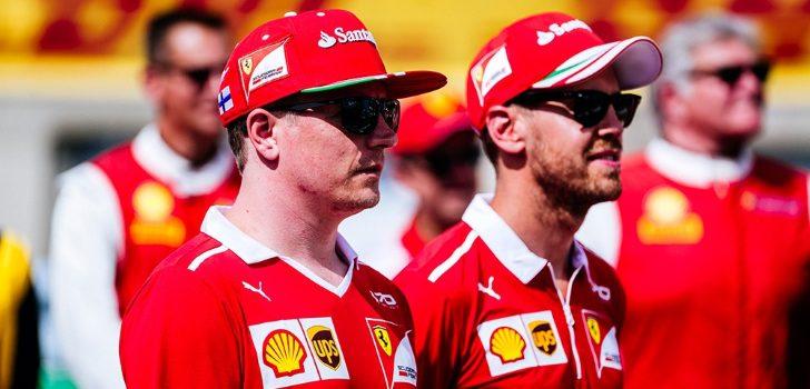 Pilotos Ferrari en Canadá