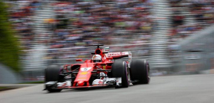 Vettel Canadá