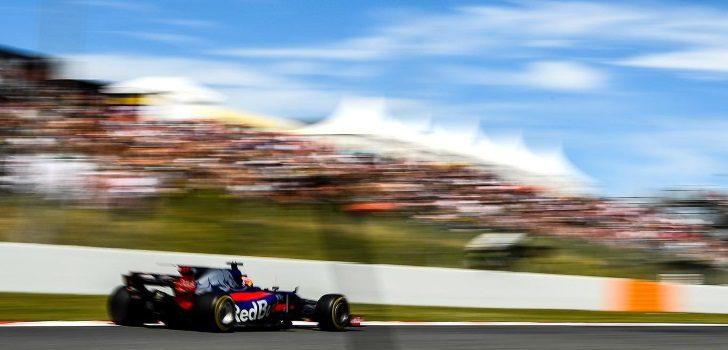 Carlos Sainz en España
