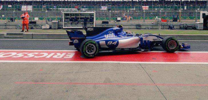 Wehrlein en Silverstone