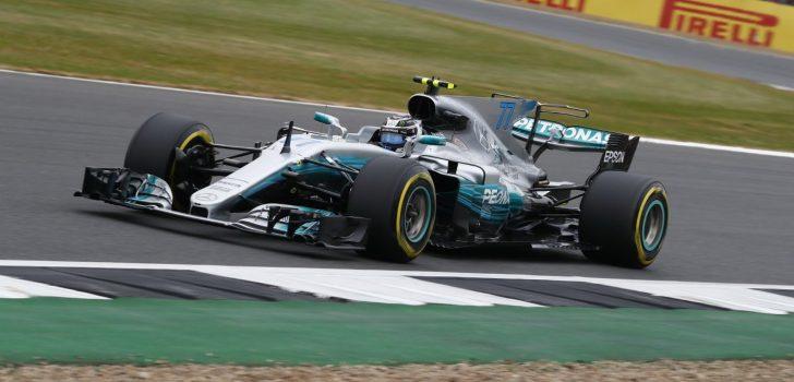 Bottas Silverstone