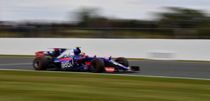 Carlos Sainz en Silverstone 2