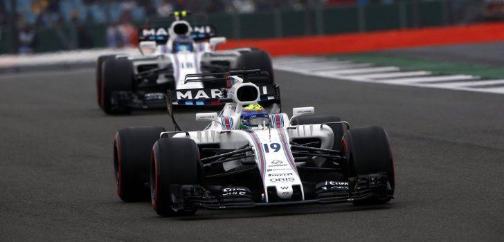 Felipe Massa y Lance Stroll