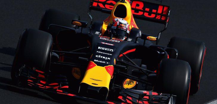 Pierre Gasly en el Red Bull