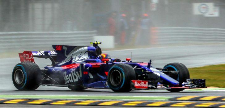 Carlos Sainz en Monza