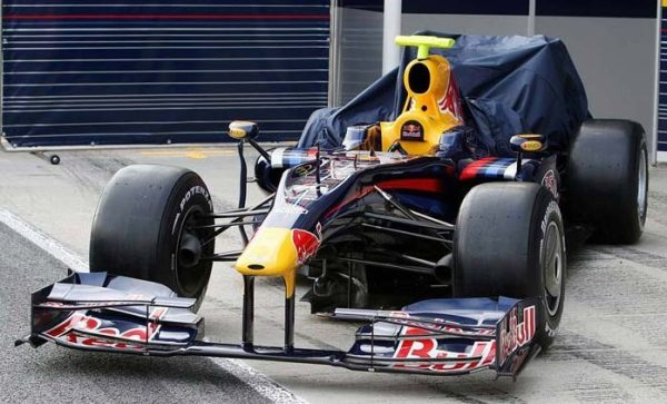 Red Bull presenta su nuevo RB5