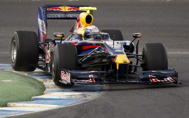 Vettel cauto tras los primeros kilómetros del RB5