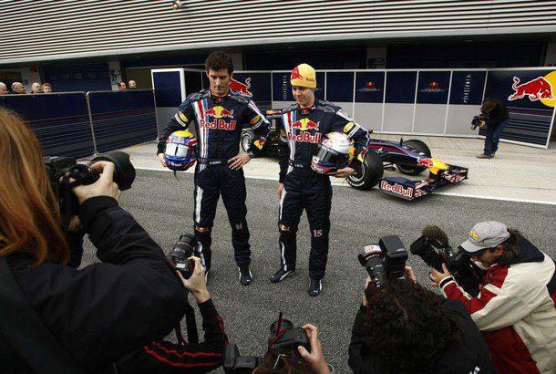 Los pilotos de Red Bull no necesitan dietas