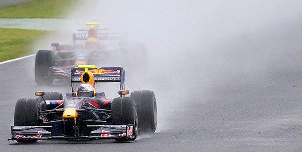 El RB5, el mejor entre los coches de 2009 en Jerez