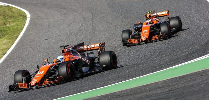 McLaren en Japón