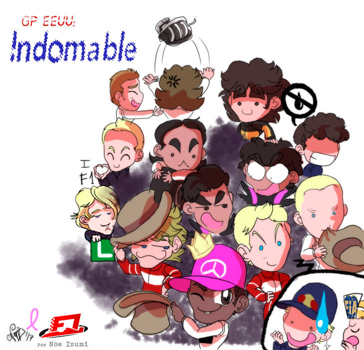 Los chibis 236: Indomable