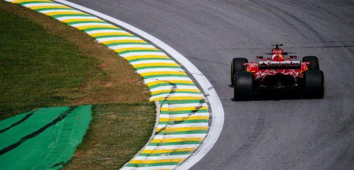 Ferrari en Brasil