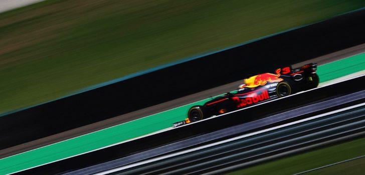 Ricciardo en Brasil