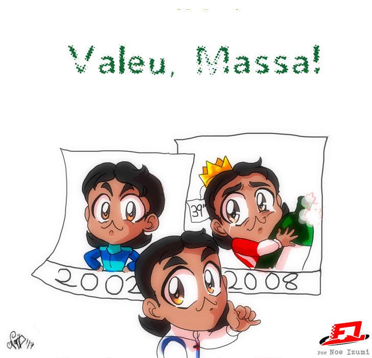 Los Chibis 239: Valeu, Massa!)