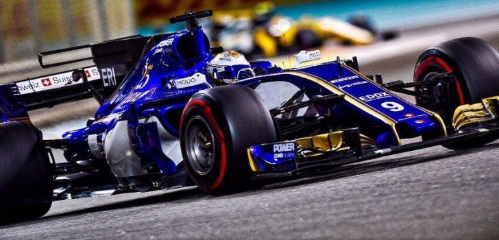 Marcus Ericsson GP Abu Dabi