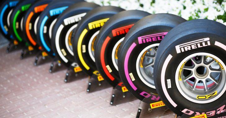 Pirelli es el único proveedor de neumáticos desde 2011