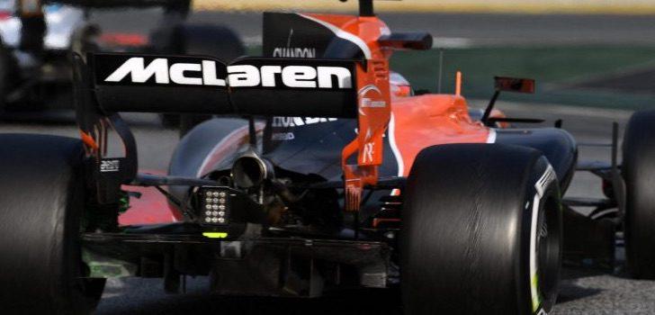 McLaren y Red Bull