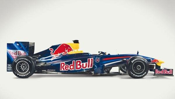 Red Bull quiere estar por encima de la quinta posición en 2009