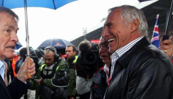 """Mateschitz: """"Los equipos deberían controlar la F1"""""""