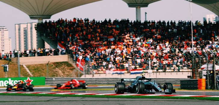 Valtteri Bottas GP China carrera