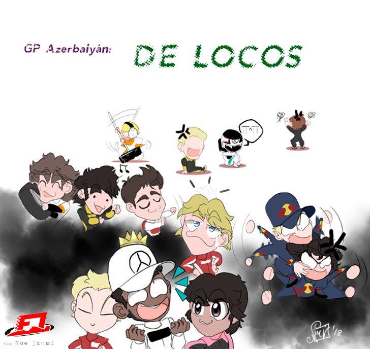 Los Chibis (245): De locos)