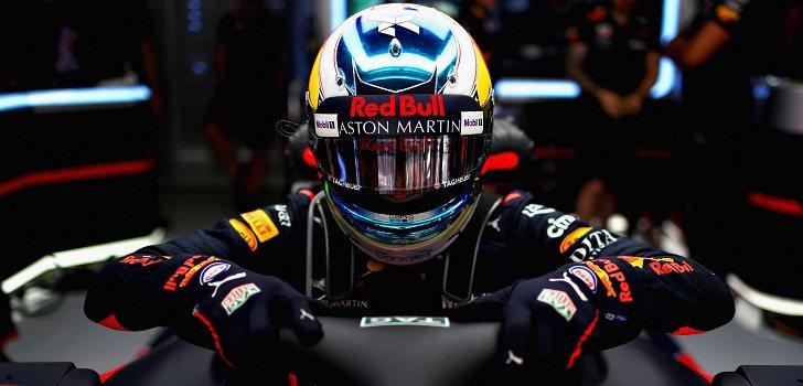 Ricciardo Barcelona 2018