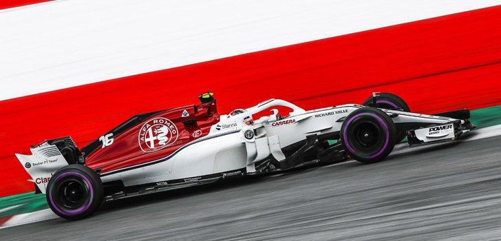 Charles Leclerc GP Austria
