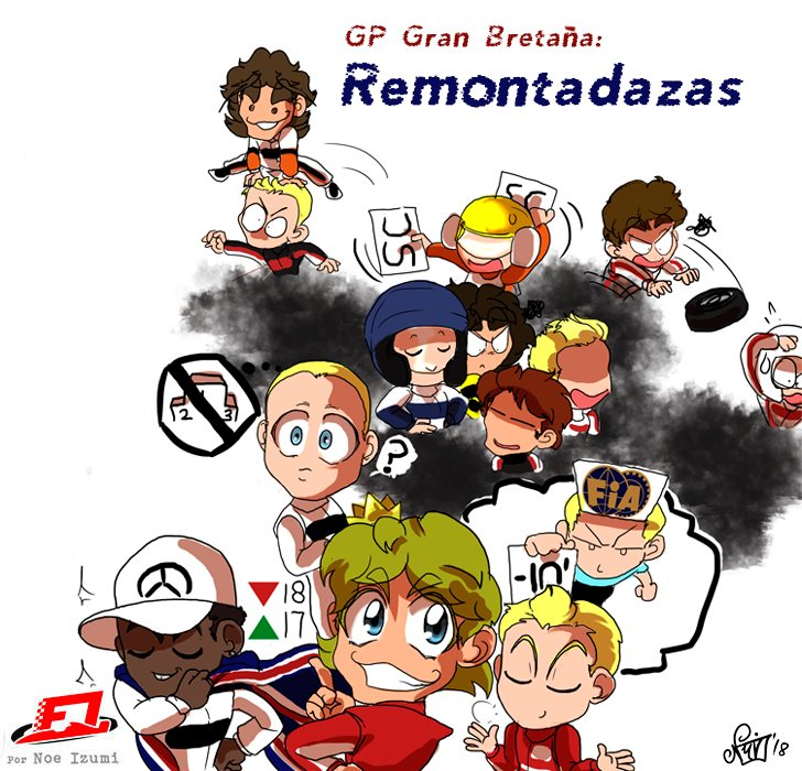 Los Chibis (251): Remontadaza