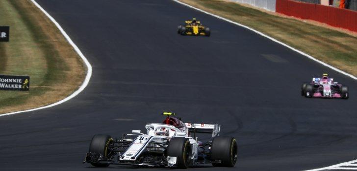 Charles Leclerc GP UK