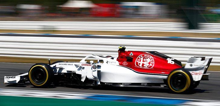 Charles Leclerc GP Alemania
