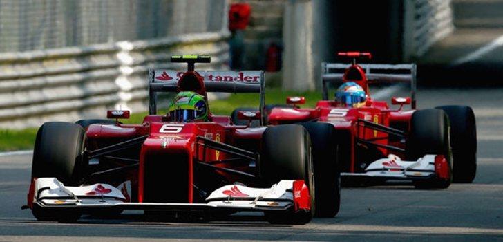 Massa y Alonso, juntos en Ferrari