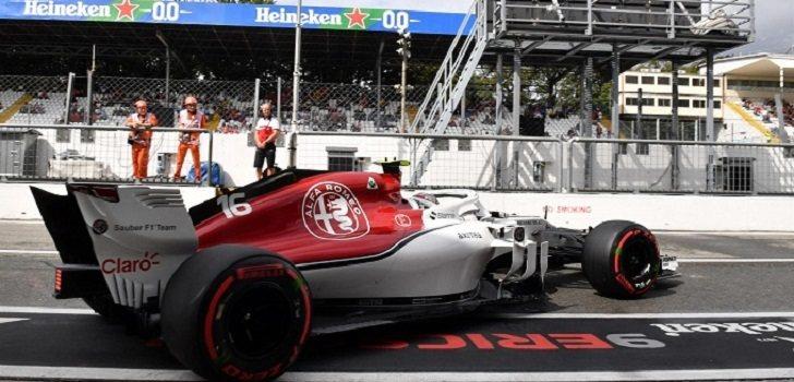 ERI Sauber Monza 2018