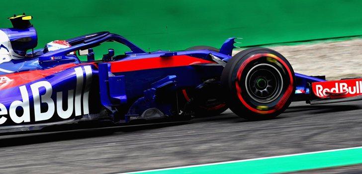 Pierre Gasly GP Italia